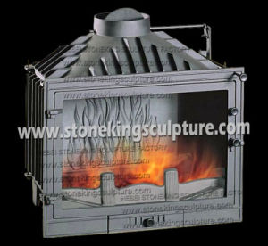 Cast Iron Fireplace Wood Burning pictures & photos