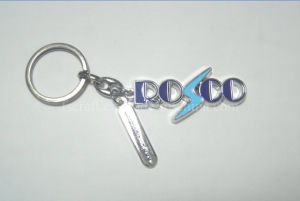 Metal Keychains & Kyerings with Coutom Logo