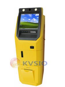 Payment Ticketing Lobby Kiosk
