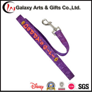 Custom Quality Silkscreen Printing Polyester Dog Leash pictures & photos