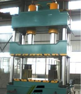 Rubber Floor Plate Vulcanizing Press pictures & photos