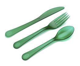 Taizhou Jinxin Jx162 Disposable Cutlery pictures & photos