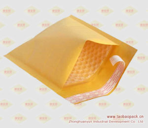 Yellow Kraft Bubble Envelopes