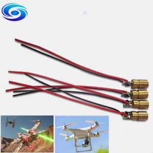 Wholesale Mini 635nm 1MW 5MW Red Laser Module for Uav pictures & photos