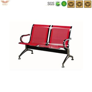Hongye Red Pubilc Waiting Chairs with Arm pictures & photos
