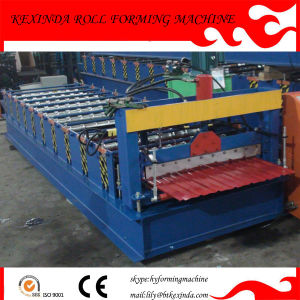 900 Metal Plate Forming Machine Steel Sheet Roll Forming Machine pictures & photos
