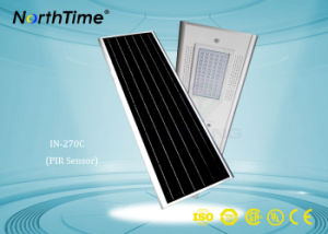 PIR Sensor 3 Years Warranty High-Quality LED Solar Street Light 70W pictures & photos