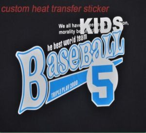 Grade C T-Shirt Heat Transfer Sticker pictures & photos