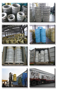20bar Pressure Rubber Hose for Transmisson of Oxygen and Ethyne Gas in Different Colors pictures & photos