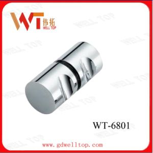 Aluminium/Brass/Stainless Steel/Zinc Alloy Bathroom Handle (WT-6801) pictures & photos