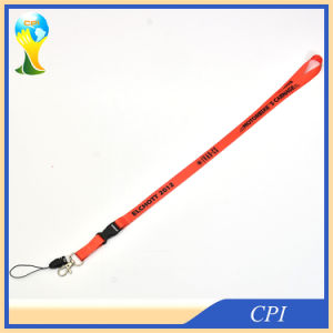 Mobile Polyester Neck Sublimation Lanyard pictures & photos