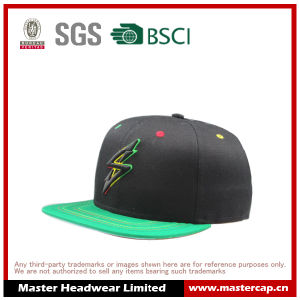 3D Embroidery Snapback Hat for Adults pictures & photos