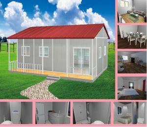 Prefab Light Steel House (580012mA)