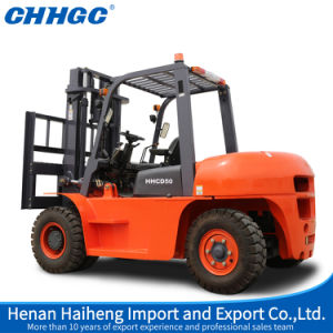 Best Selling 5ton Capacity China Diesel Forklift pictures & photos