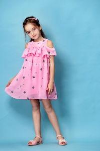 Fashion Clothing for Little Girl Summer Dress