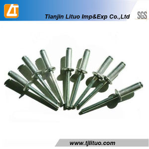 Best Quality in Stock DIN7337 Aluminium Blind Rivet pictures & photos