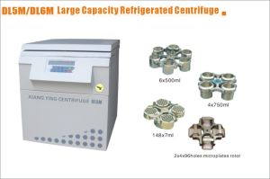 Large Capacity Refrigerated Centrifuge (DL-5M)