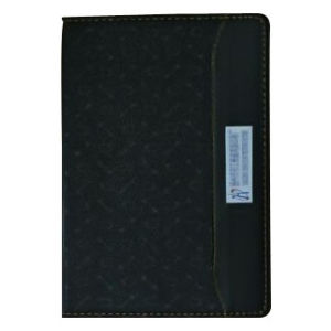 Leather Cover Notebook - 1