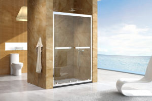 High Quality Stainless Steel Profile Shower Doors Hs-3022