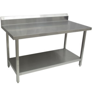 china stainless steel work tables for restaurant kitchen