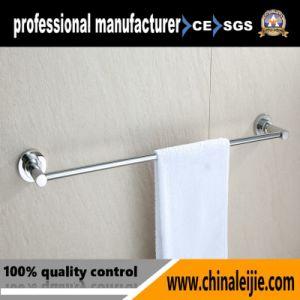 Rustproof Bathroom Stainless Steel Single Towel Bar pictures & photos