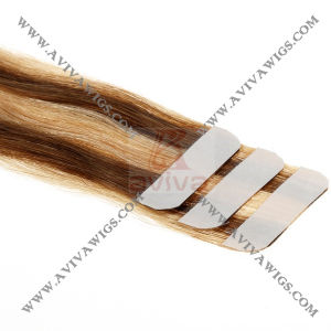 Tape Hair Extension (AV-TH028) pictures & photos