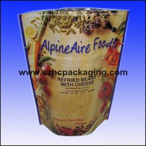 Printing Fast Food Bag, Printing Fast Food Pouch Bag