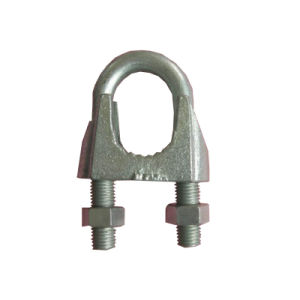 Carbon Steel Wire Rope Clip (DIN741)