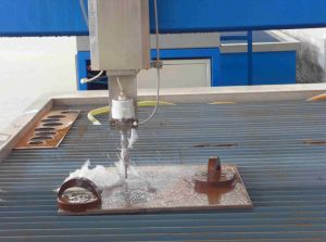 CNC Waterjet Machine, Marble Cutting Machine pictures & photos