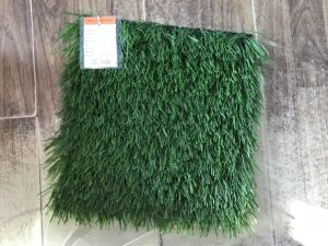 Artificial Grass with S-Shape Fiber for Football pictures & photos