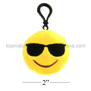 Icit Standard Promotion Cute Plush Keychain Toy pictures & photos