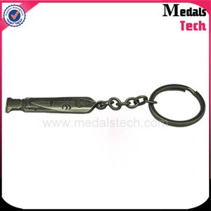 Customized Design Hollow out Spinner Metal Keychain pictures & photos