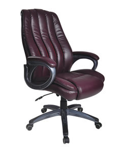 2016 New Design Leather Swivel Manager Office Chair (BS-5272) pictures & photos