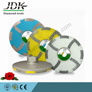 100mm Premium Resin Filled Diamond Cup Wheels pictures & photos