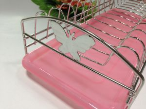 Kt-3507 Stainless Steel Single Dish Rack pictures & photos