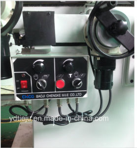 Electric Surface Grinding Machine Mds618A with Digital Display pictures & photos
