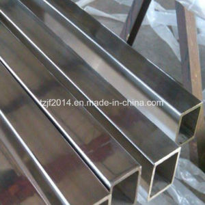 High Quality Seamless Square Pipe Tp316 Stainless Steel pictures & photos