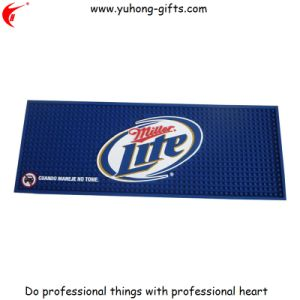 PVC Free Phthalate Bar Runner for Drink Promotion (YH-BM037) pictures & photos
