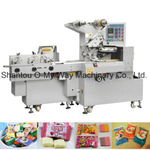 Milk Candy Cut Pillow Type Packaging Machine pictures & photos