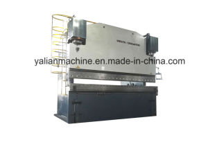 We67k-1200X6000 Series CNC Electric-Hydraulic Synchronization Press Brake Machine