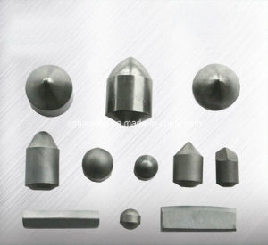 High Quality Cemented Carbide Mining Button Tips for Mining Tools pictures & photos