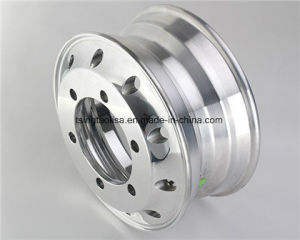 Steel Alloy Aluminum Tyre Wheel Rims for Forklift pictures & photos