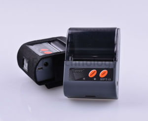 40mm Paper Roller 2 Inch Mobile Receipt Printer with Bluetooth (MPT-II) pictures & photos