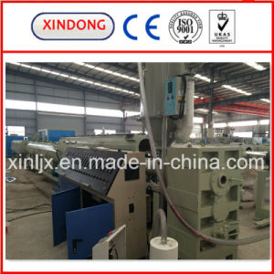 HDPE Silicon Core Pipe Extrusion Making Machine Line pictures & photos