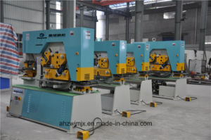 Q35y-12 Hydraulic Combined Punching Shearing for Metal pictures & photos
