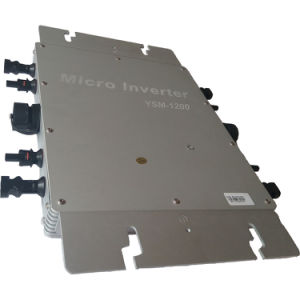 1200 Watt 120V/230V Solar Micro Grid Tie Inverter pictures & photos