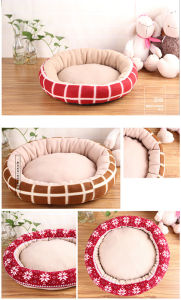 Pet Dog Puppy Soft Warm Sofa Bed (bd5015) pictures & photos