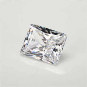 6A CZ Zirconium Signity Rectangle Cubic Zirconia pictures & photos