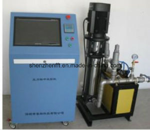 Pulse Test Machine for Water Tank