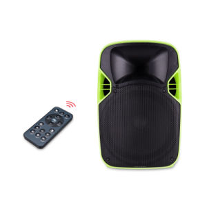 12 Inches PRO Projection Speaker Video Player with Good Quality pictures & photos